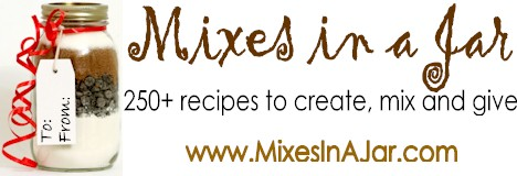 Cookie mixes in jar recipes